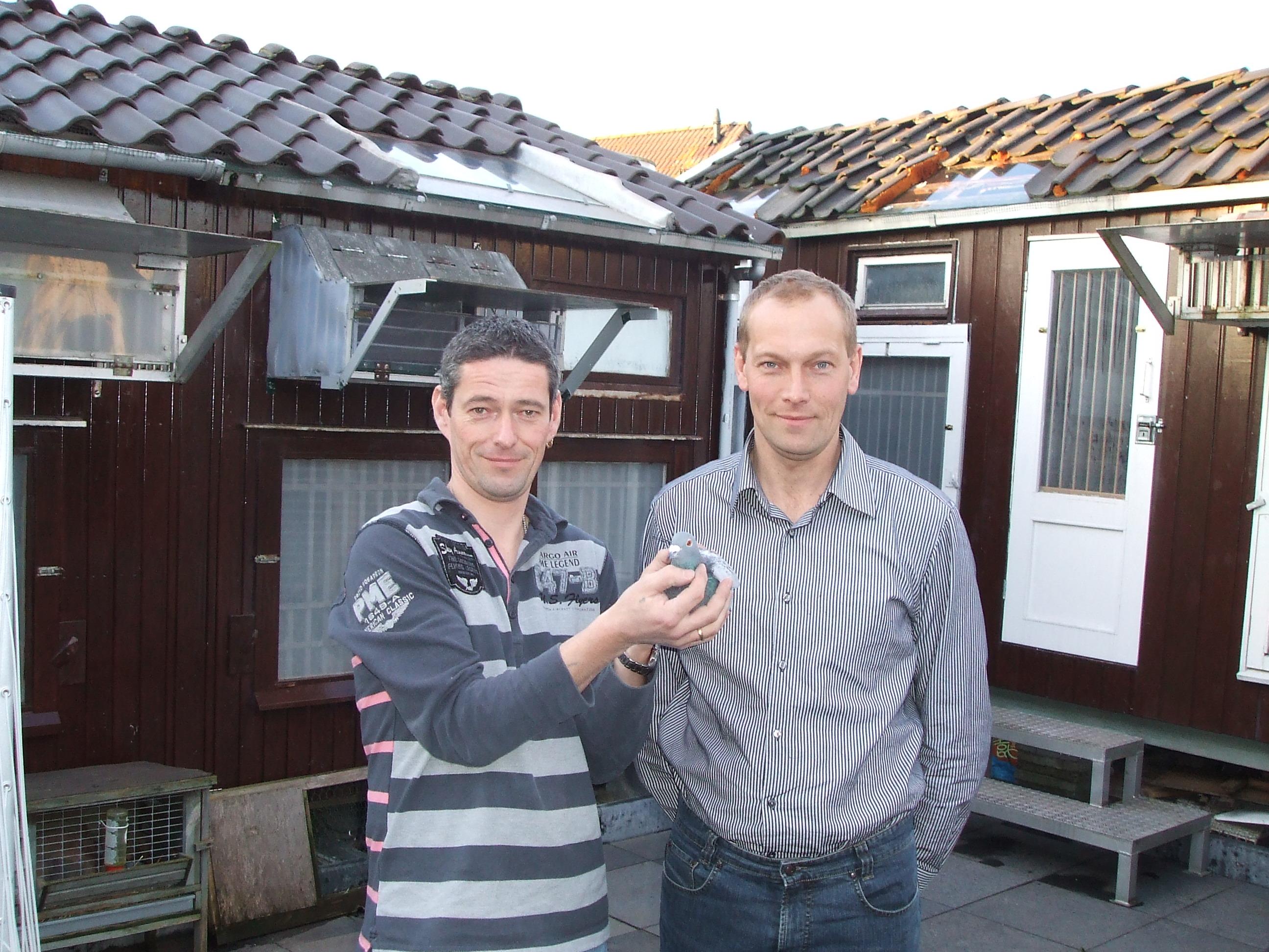 Belzen van Kees en Joop, dec. 2009